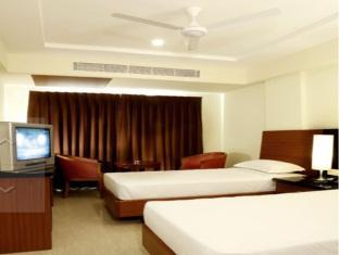 Central Tower Hotel Chennai - Gastenkamer