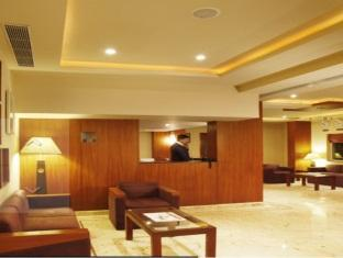 Central Tower Hotel Chennai - Resepsiyon