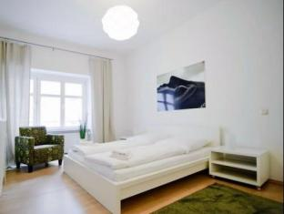 Pfefferbett Apartments Prenzlauer Berg Berlin - Vendégszoba