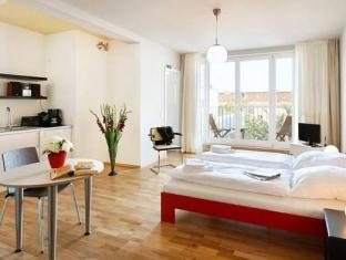 Pfefferbett Apartments Berlim - Quarto Suite