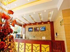 Green tree inns Jiangsu suqian suyu district education bureau express hotel, Suqian