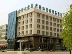 Green Tree Inn Zhejiang Ningbo Yinxian Avenue Airport Road Business Hotel, Ningbo