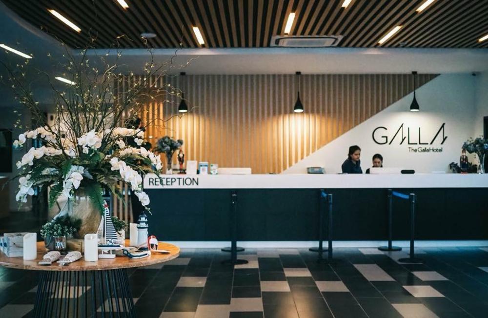 The Galla Hotel