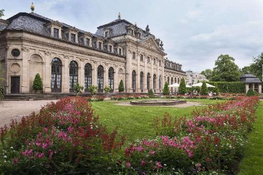 Maritim Am Schlossgarten Hotel 4⭐ PayPal Hotel in Fulda