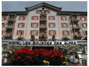 Hôtel Les Sources des Alpes