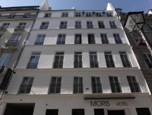 Hotel Moris Grands Boulevards Parijs - Hotel exterieur