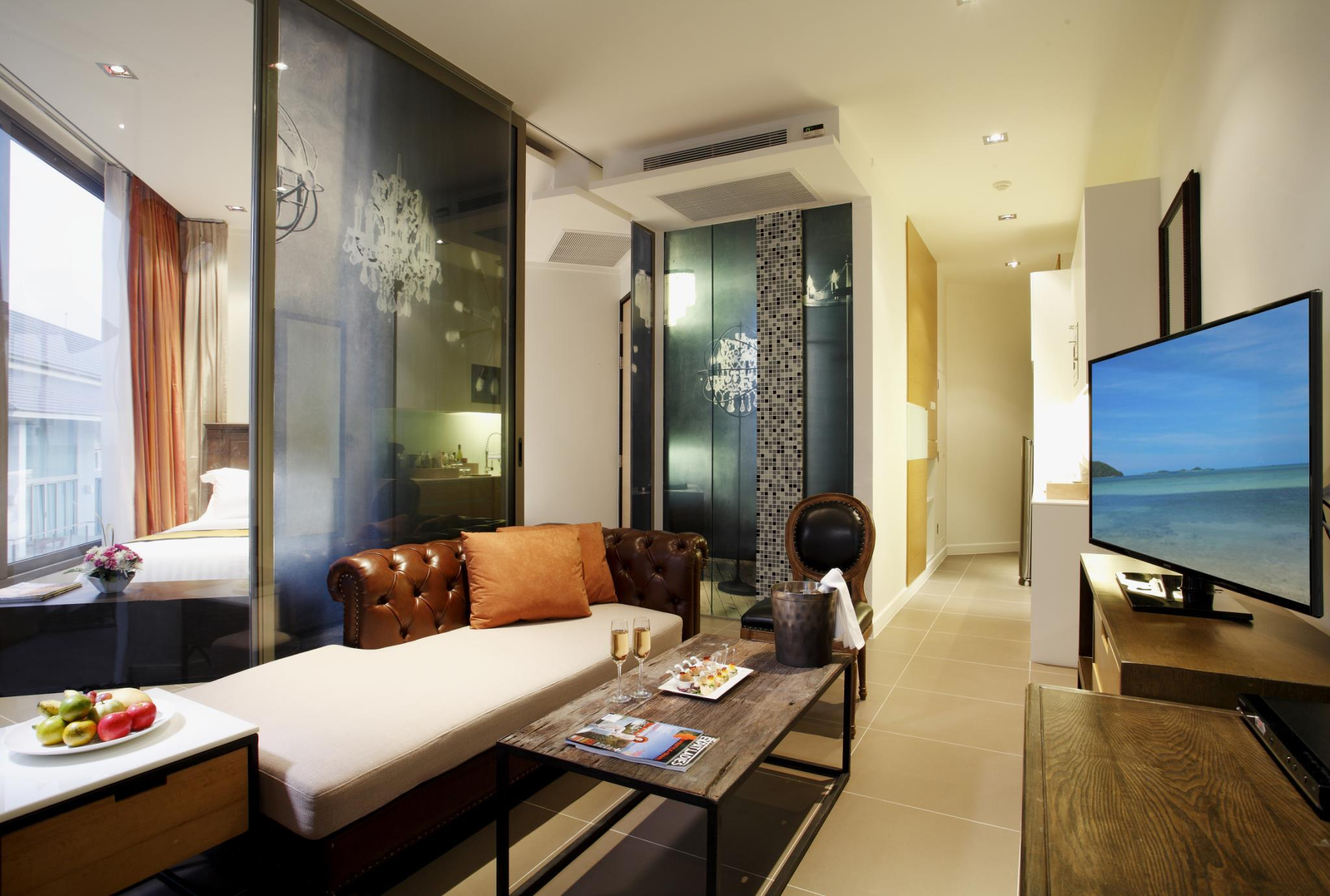 Modus Suites & Serviced Residence,โมดัส สวีท แอนด์ เซอร์วิซ เรสซิเดนซ์