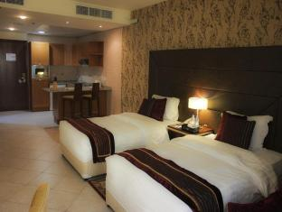 Belvedere Court Hotel Apartments Dubai - Studio Room - Twin Bed