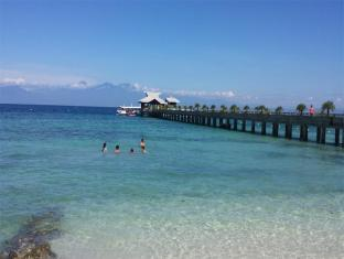 Hof Gorei Beach Resort Davao - Θέα