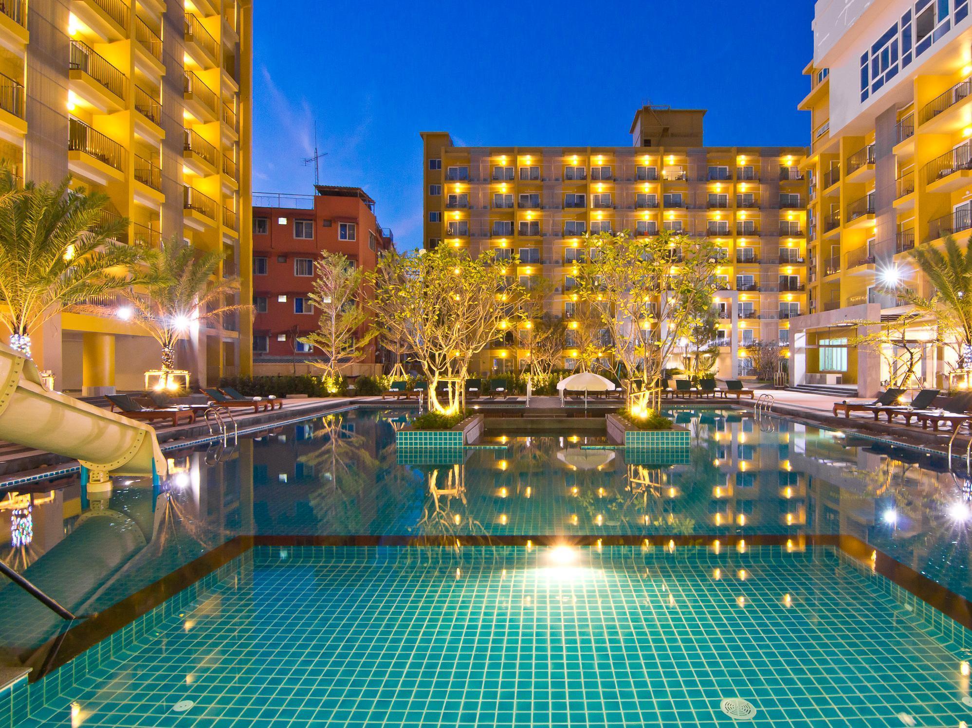 โรงแรมเบลลา เอ็กซ์เพรส