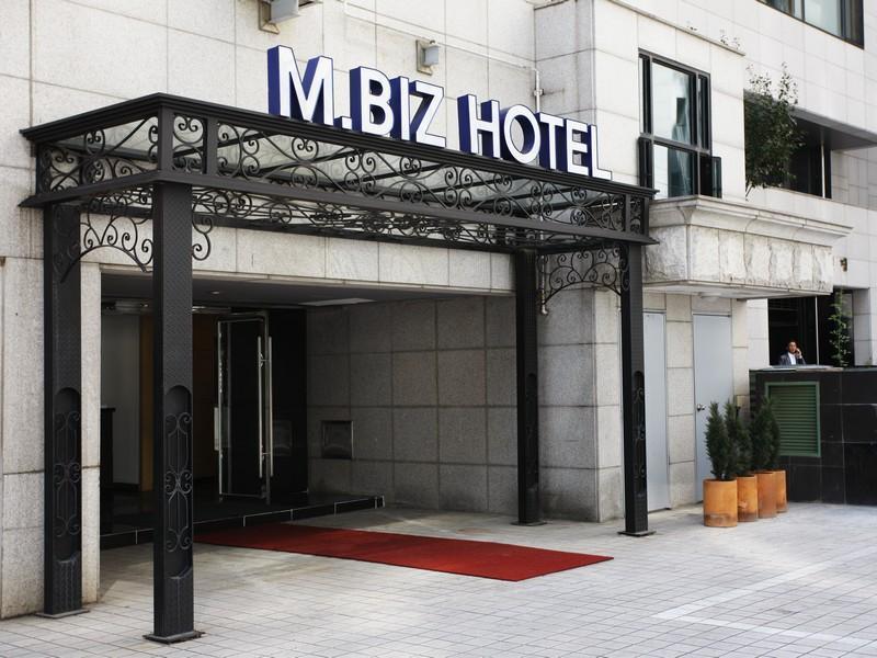 South Korea-M 비즈 호텔 코엑스 (M Biz Hotel Coex)