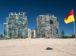 Hotell Reflection On The Sea Apartments  i Guldkusten, Australien