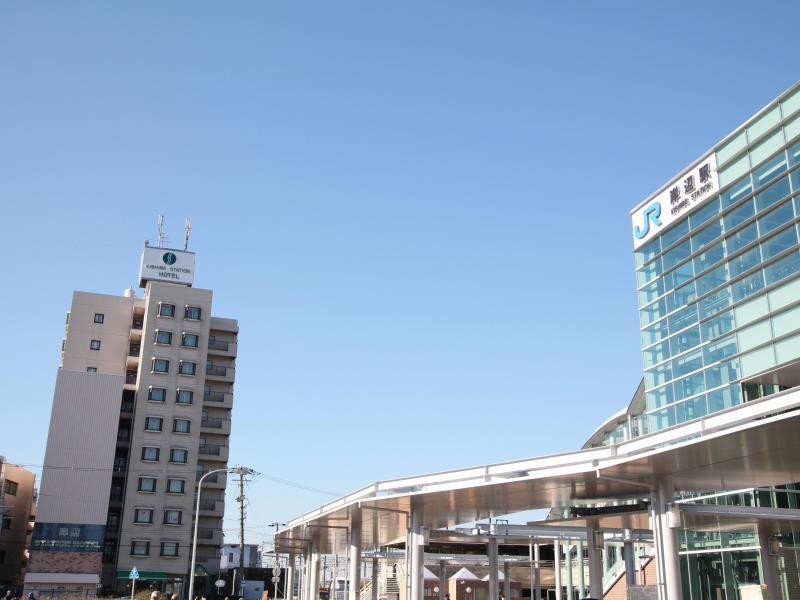 岸部 ステーション ホテル