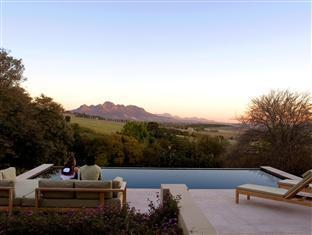 Sugarbird Manor Stellenbosch - The Swimming Pool