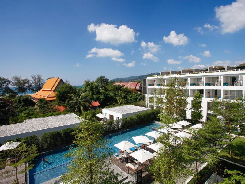 โรงแรม แน็ป ป่าตอง