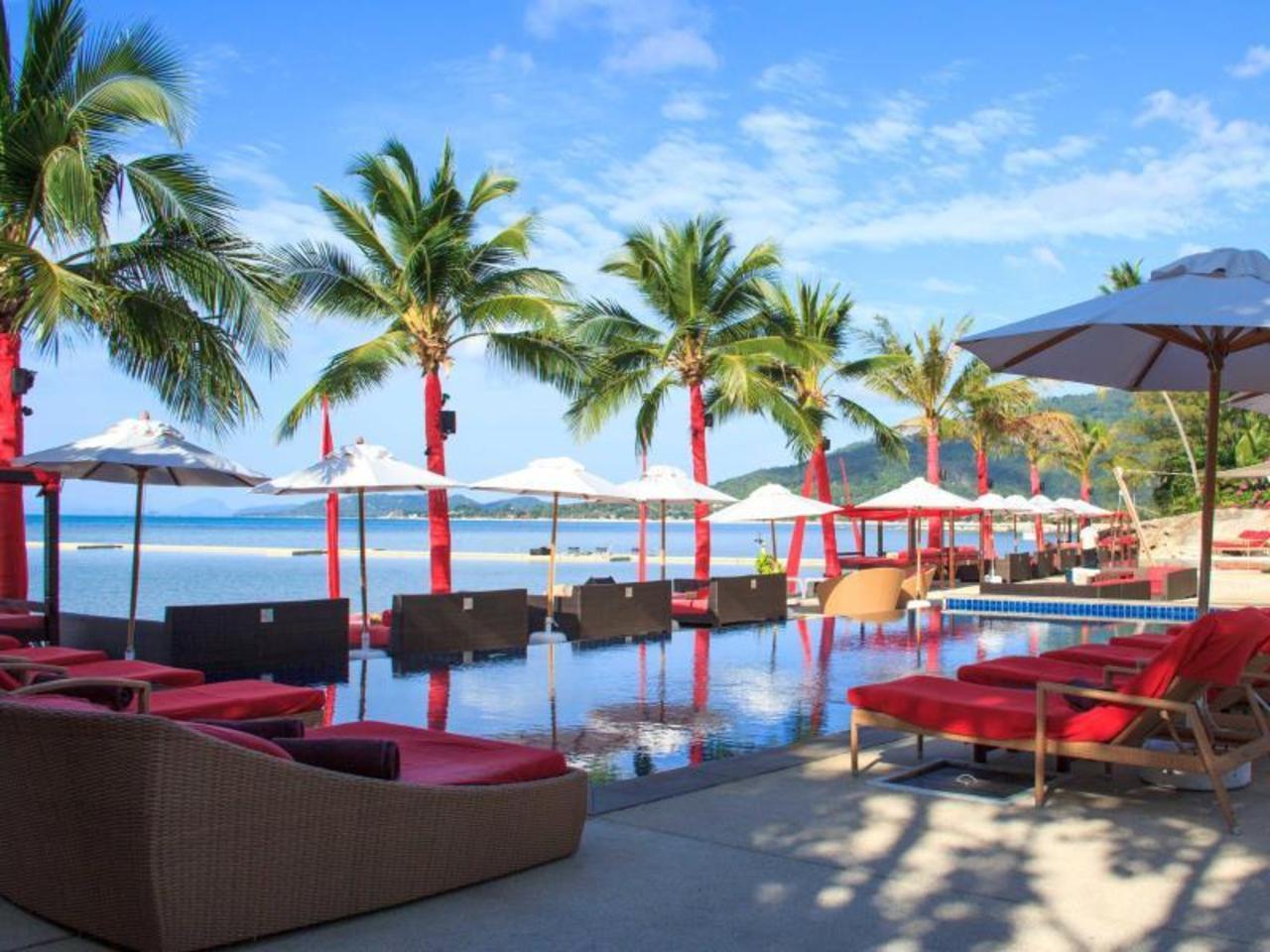 โรงแรมบีช รีพับลิค (Beach Republic Hotel)
