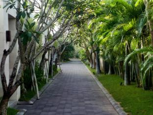 The Wolas Villas Bali - Garden