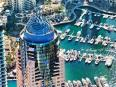 Dubai Marriott Harbour Hotel & Suites Dubai - Aussicht