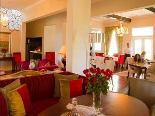 The Wild Mushroom Boutique Hotel Stellenbosch - Lounge Area