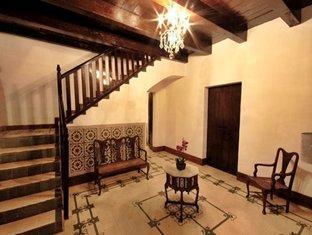 Casa Palacio Siolim House Hotel Pohjois-Goa - Hotellin sisätilat