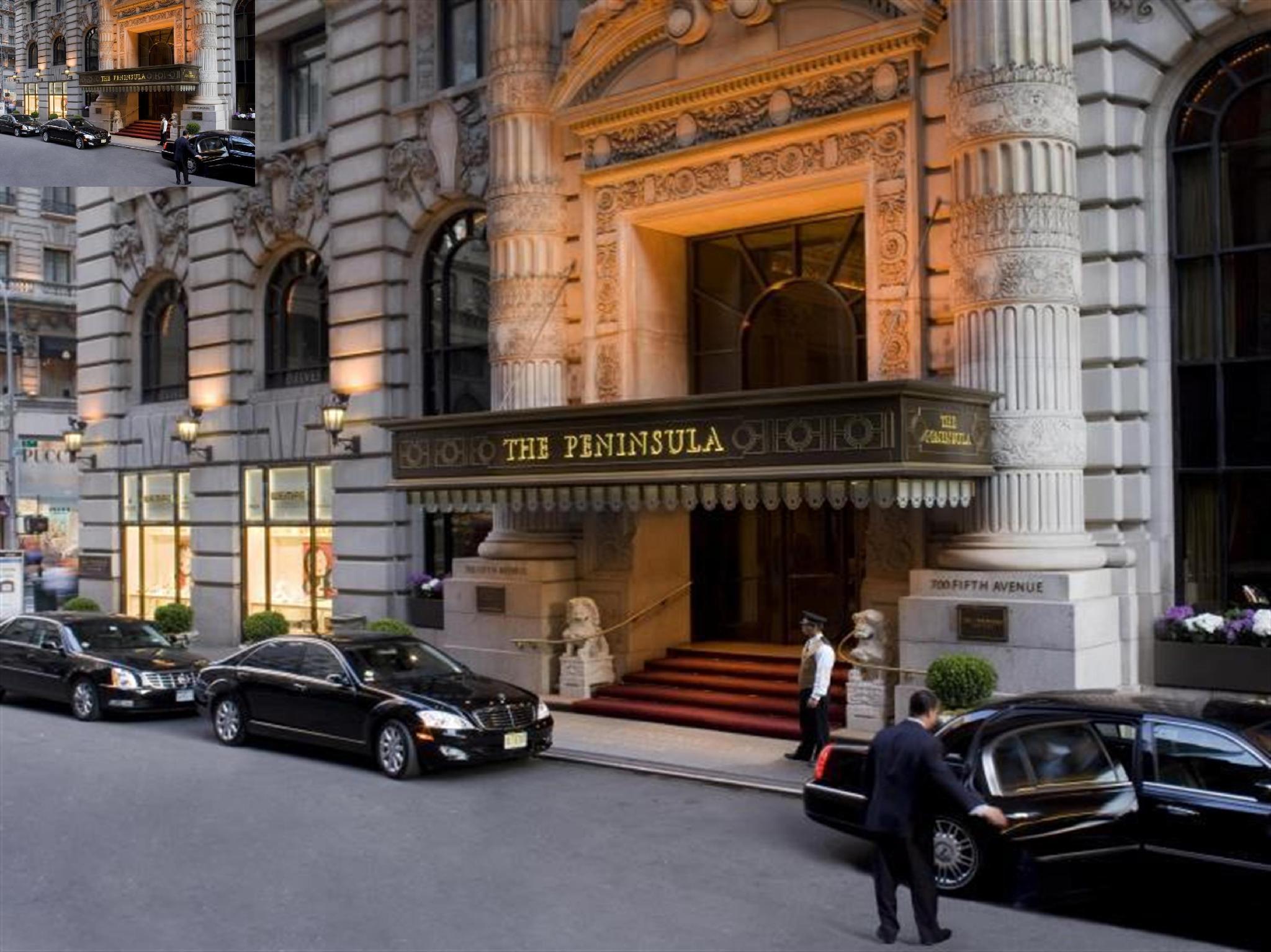 The Peninsula New York Hotel Deals