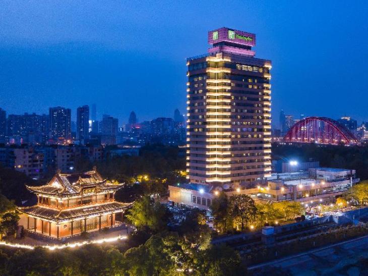 Holiday Inn Wuhan Riverside photo 1