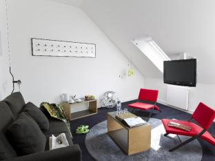Hotel Gat Point Charlie Berlin - apartma