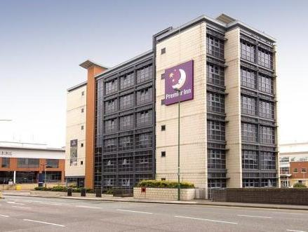 Premier Inn Nottingham Arena -London Road