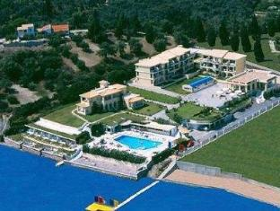 Ionian Sea View Hotel Corfu Island - View