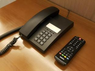 Jupiter Suites Manila - Telephone and Cable TV Controls