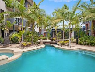 Southern Cross Atrium Apartments Cairns - Tropical Pool