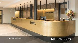 Kreuz Bern Modern City Hotel.