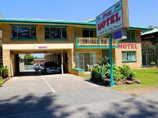 Hotell Bay Motel  i Byron Bay, Australien