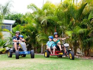 Fraser Lodge Resort & Holiday Park Hervey Bay - Kids buggies for hire