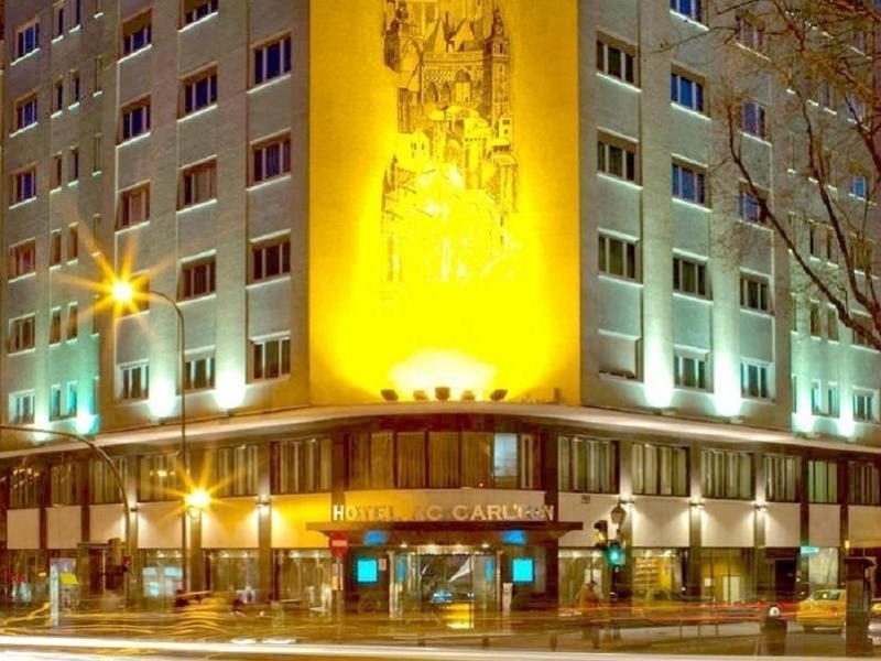 Ac Hotel Carlton Madrid By Marriott Madrid Spain
