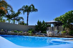 Hotell Palms Bed and Breakfast  i Perth, Australien