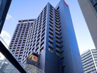 Travelodge Wellington Hotel Wellington - Utsiden av hotellet