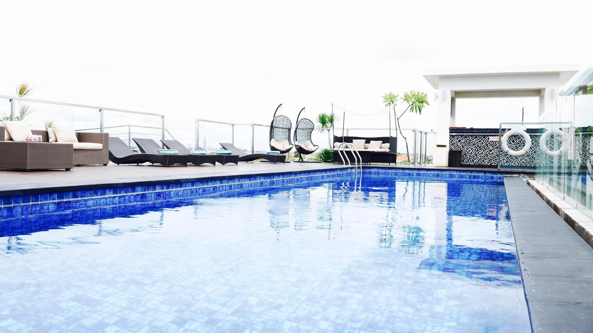 Hotel Zia Bali Kuta - Jalan Ciung Wanara No.17, Banjar Teegal, Kuta, Kabupaten Badung ,Bali - Bali
