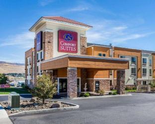 Booking Now ! Comfort Suites Wenatchee Gateway