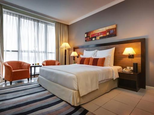 Abidos Hotel Apartment Al Barsha hotel accepts paypal in Dubai