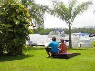 Hotel Sotavento & Yacht Club Cancun - Garden
