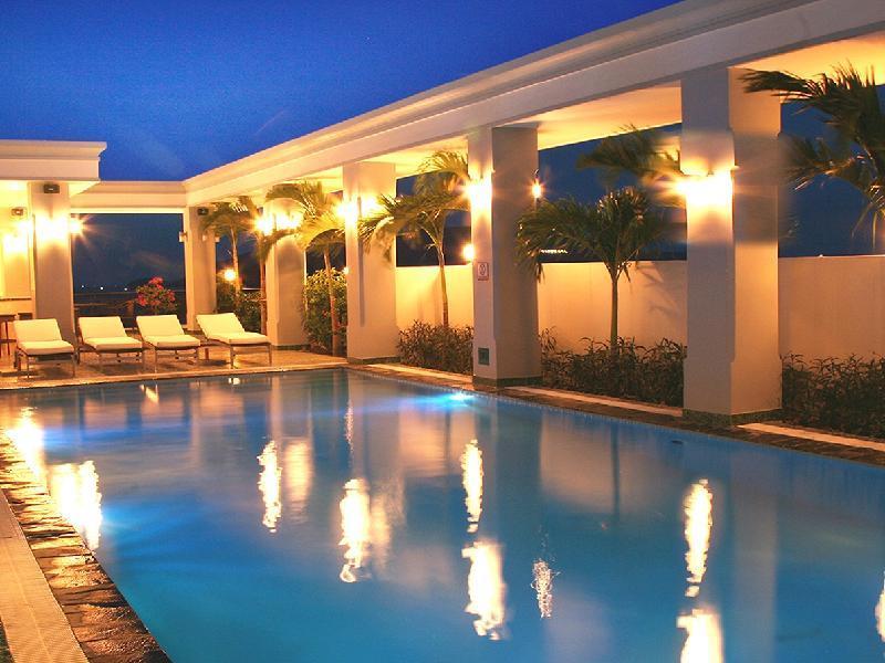 シー&サンホテル(Sea & Sun Hotel Nha Trang)