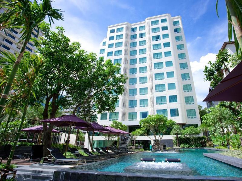 【Sukhumvit Hotel】スクンヴィット 12 バンコク ホテル&スイーツ(Sukhumvit 12 Bangkok Hotel & Suites)