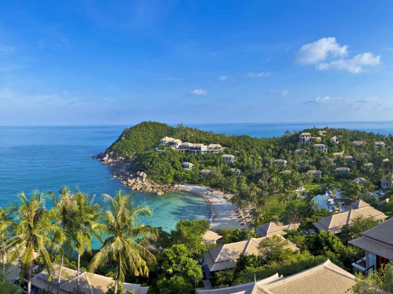 เกาะสมุย – แนะนำ 5 ที่พักวิวสวย บรรยากาศสุดหรู น่าพักสุดๆ