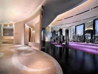 Resorts World Sentosa - Hard Rock Hotel Singapore - Fitness Room