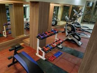 Sandalwood Hotel & Retreat Nord Goa - Treningsrom