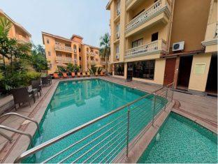 Sandalwood Hotel & Retreat North Goa - Swimming Pool