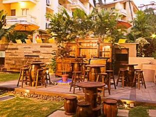 Sandalwood Hotel & Retreat North Goa - Salud Latino Bar