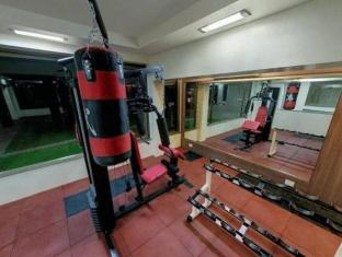 Sandalwood Hotel & Retreat North Goa - Fitness Room