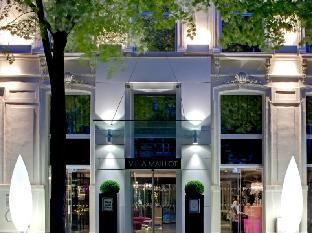 Villa Maillot PayPal Hotel Paris